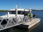 For school, work or sightseeing taking the ferry with Central Coast Ferries is the ideal way to commute