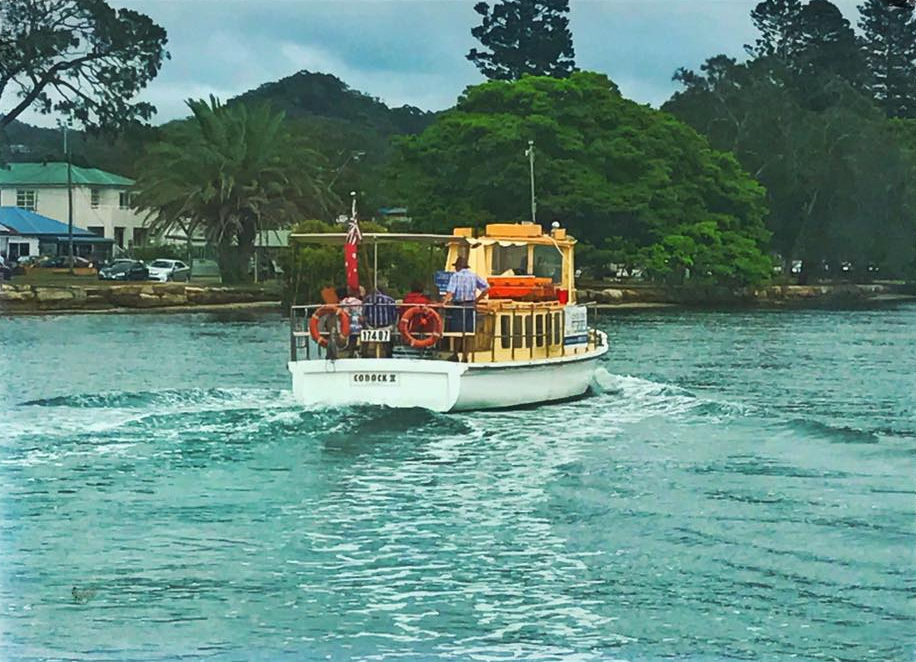 Our Fleet | Central Coast Ferries